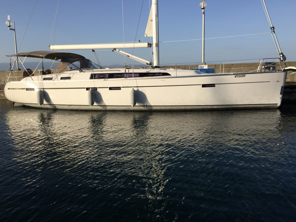 Rental Sailboat in Liguria - Bavaria Cruiser 51