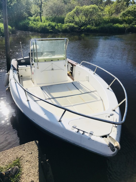 Rental Motor boat Capelli with a permit