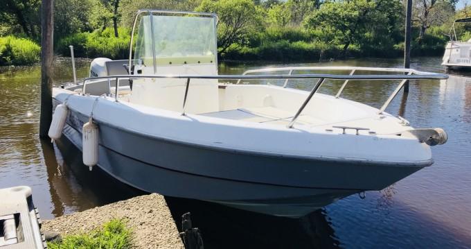 Boat rental Gujan-Mestras cheap Cap 19 Open
