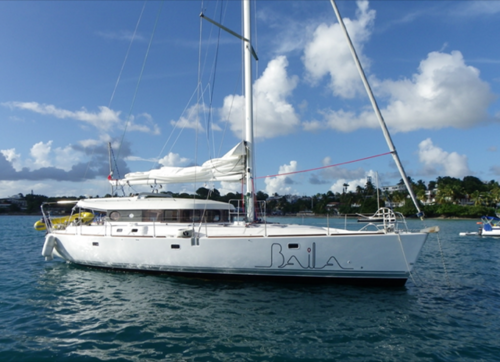 Sailboat for rent Le Gosier at the best price