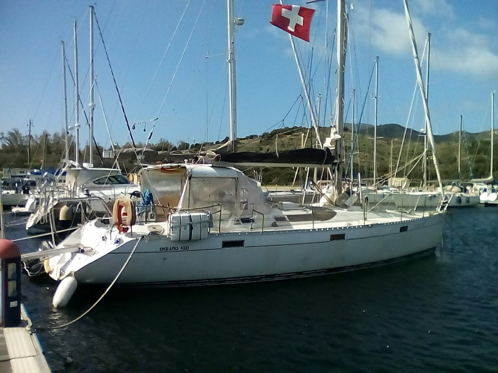Rental Sailboat in Sant'Antioco - Bénéteau Oceanis 430