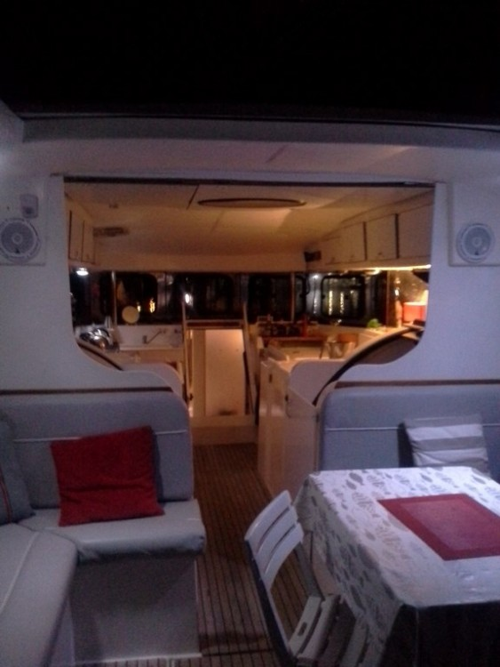 Rental Sailboat in Le Gosier - Dufour Atoll 50