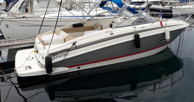 Rental yacht Mandelieu-la-Napoule - Bayliner Bayliner 742 Cuddy on SamBoat