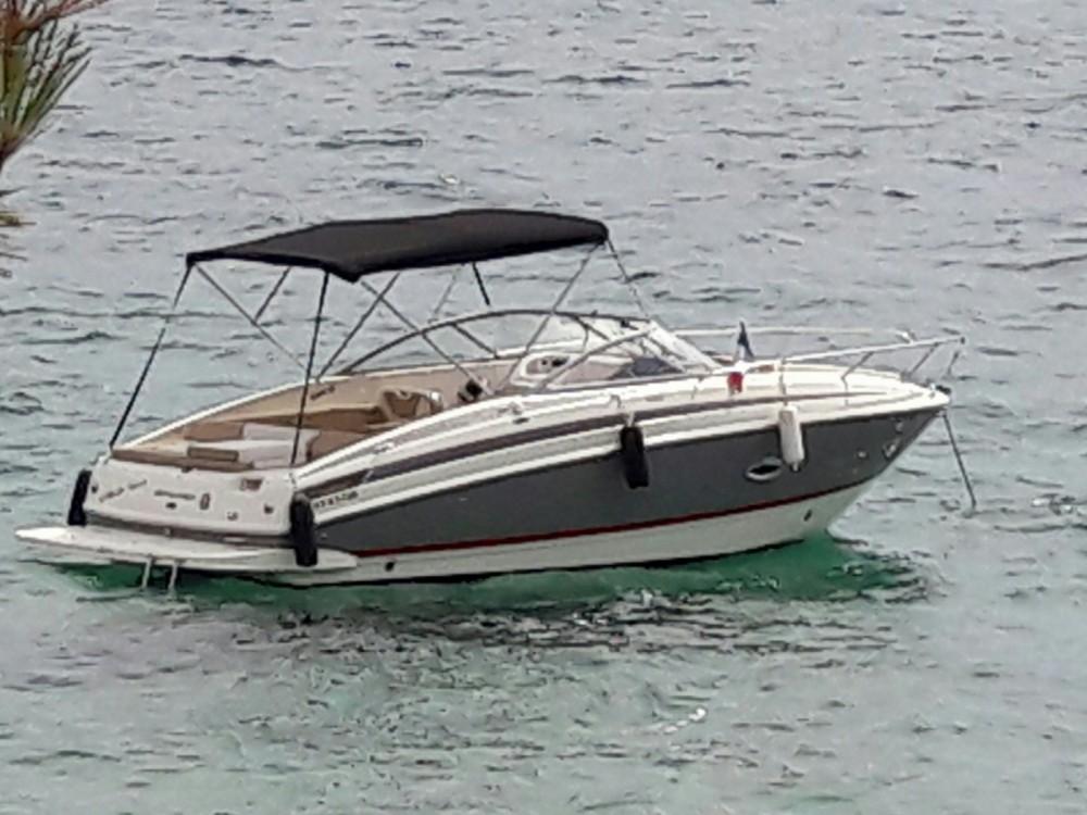 Hire Motor boat with or without skipper Bayliner Mandelieu-la-Napoule