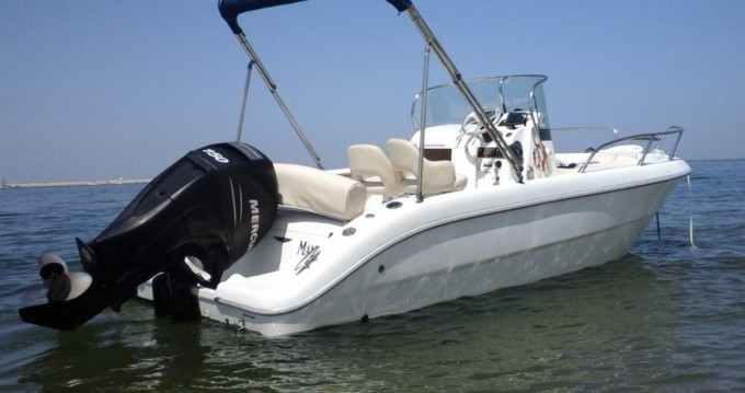 Hire Motorboat with or without skipper Sessa Marine Arcachon