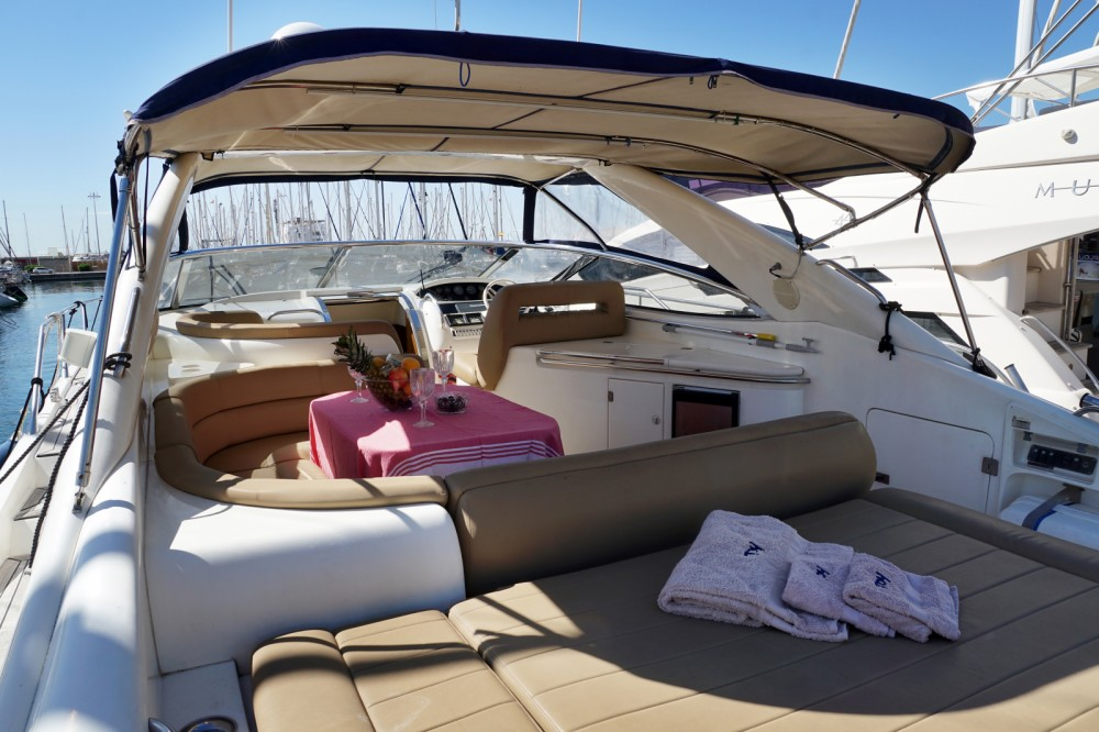 Sunseeker Camargue between personal and professional Barcelona