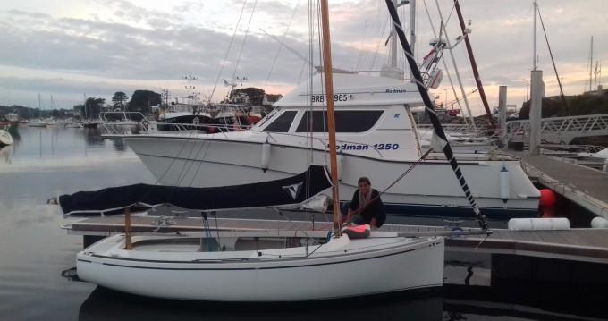 Boat rental Cormoran ACCF .côtre houari . in Lanildut on Samboat