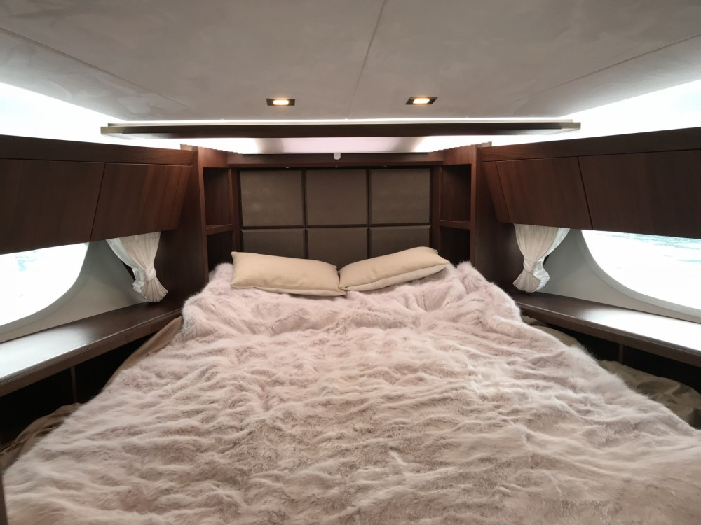 Boat rental Cannes cheap Galeon 380 Fly