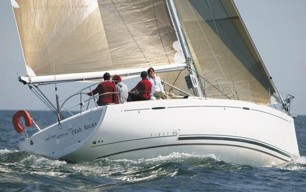 Rental Sailboat in Canet-en-Roussillon - Bénéteau First 44.7