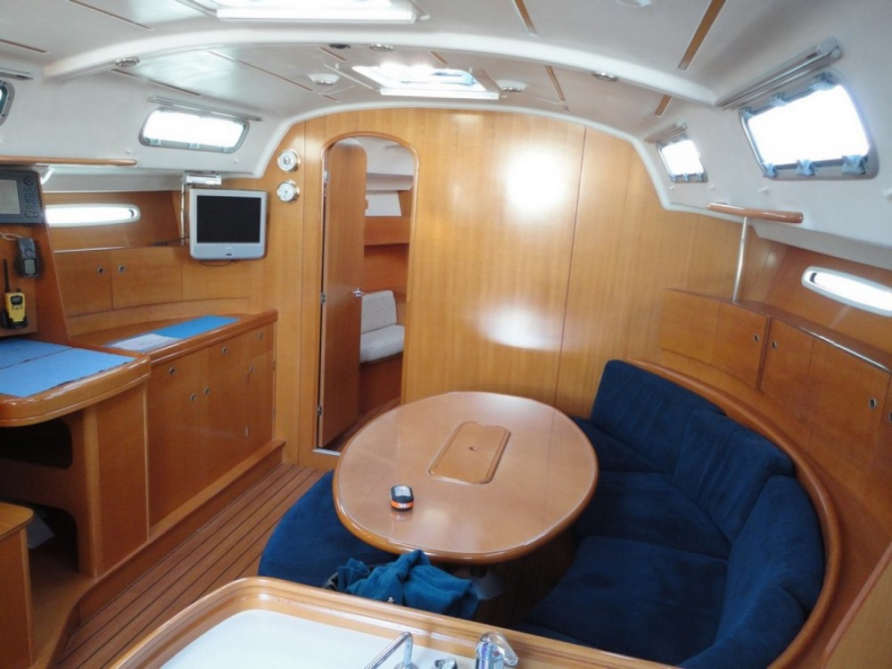 Rental yacht Canet-en-Roussillon - Bénéteau First 44.7 on SamBoat