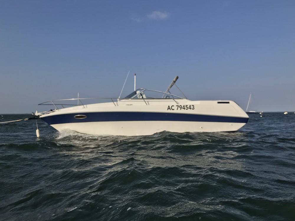 Rental yacht Arcachon - Four Winns Sundowner 255 on SamBoat