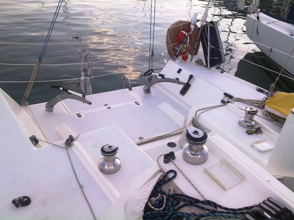 Boat rental Saint-Cyprien cheap Pogo 8.50