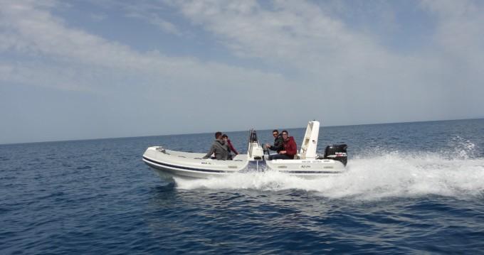 Rental yacht Lefkada (Island) - Mar.Co RIB BOAT on SamBoat