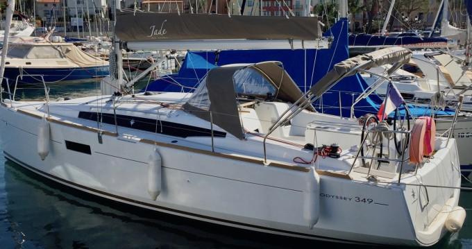 Hire Sailboat with or without skipper Jeanneau Saint-Jean-Cap-Ferrat