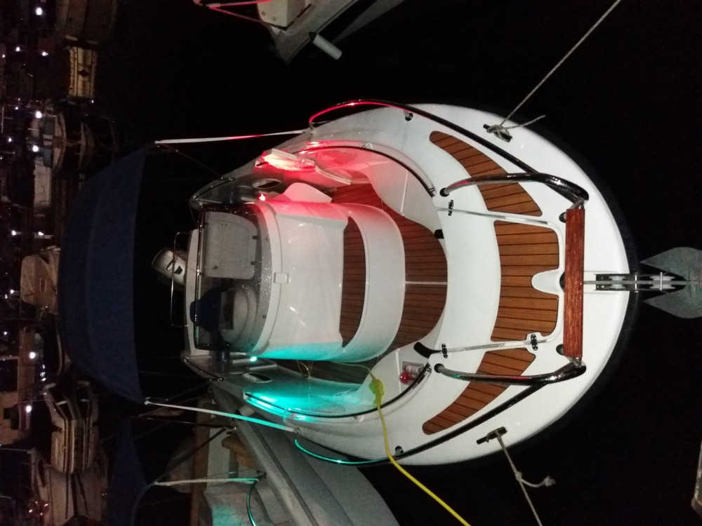 Hire Motorboat with or without skipper Marion Yacht Torrevieja