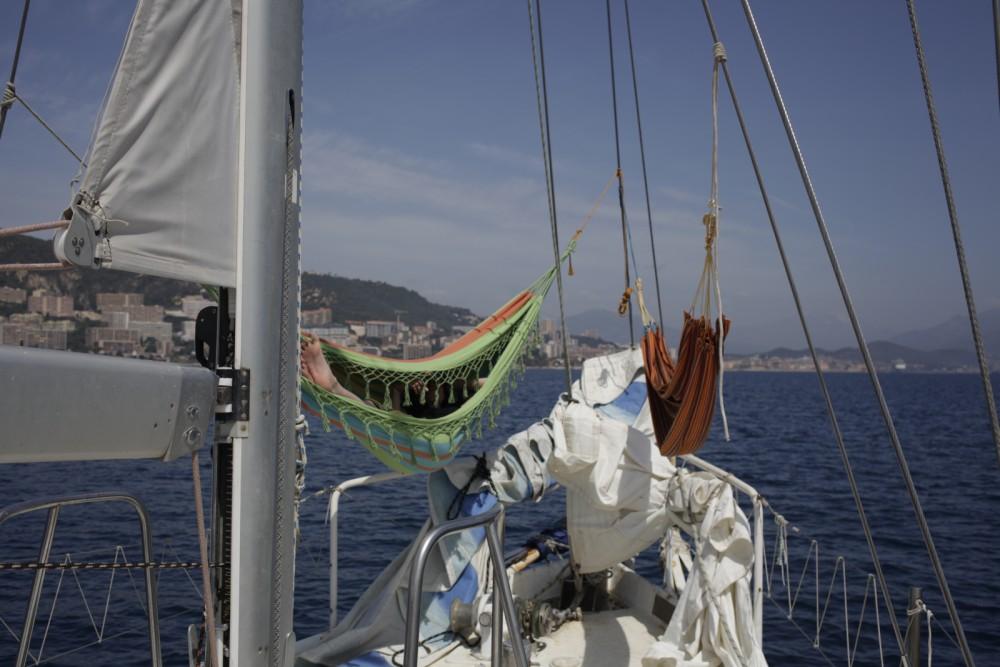 Rental Sailboat in Ajaccio - Joshua ketch