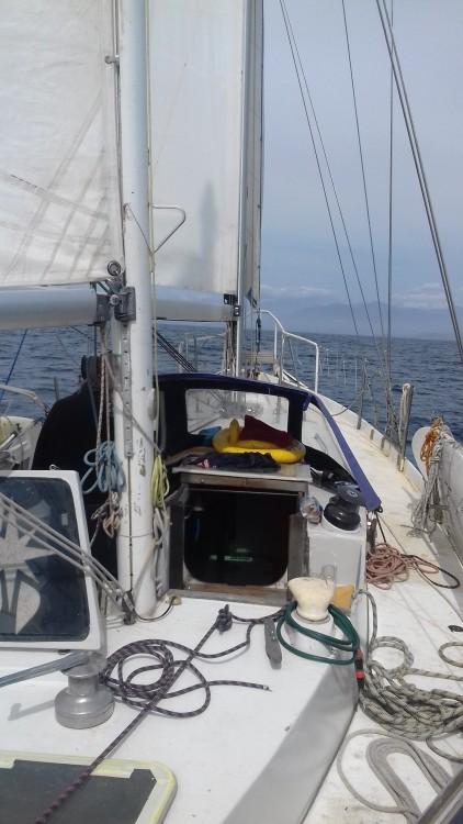 Boat rental Ajaccio cheap ketch
