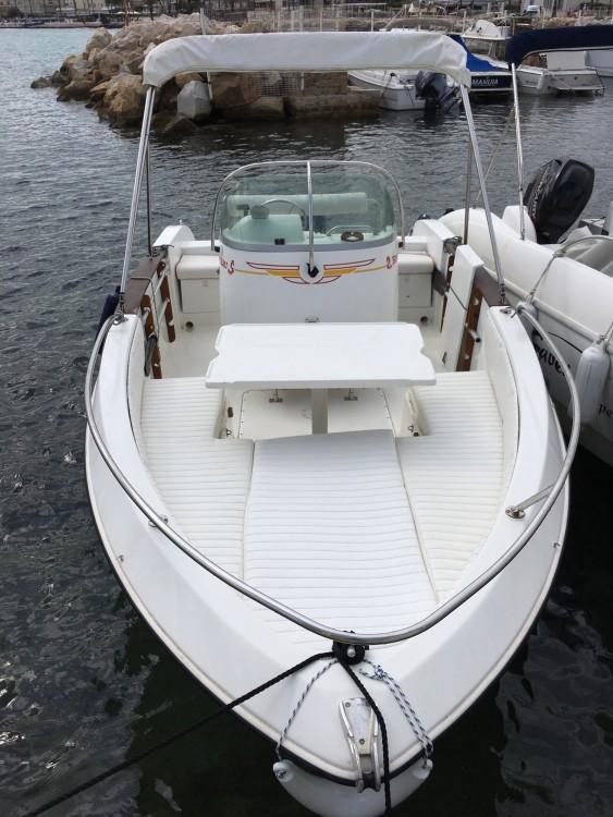 Boat rental La Ciotat cheap Flyer 5