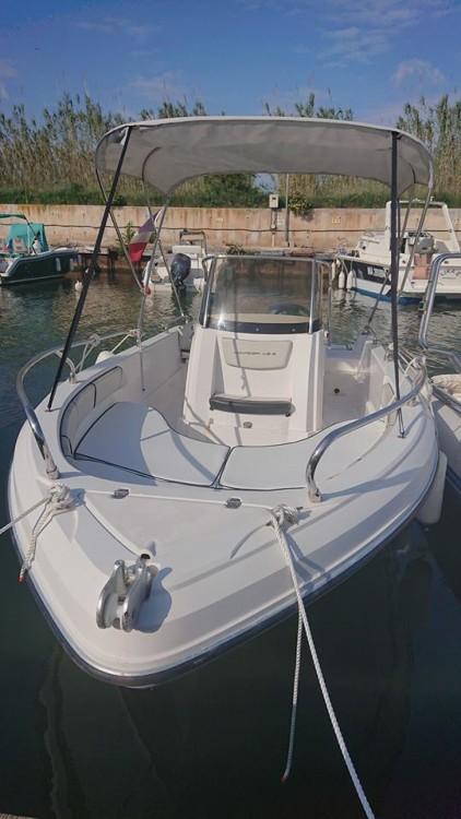Rental Motor boat in Hyères - Ranieri Voyager 19 S