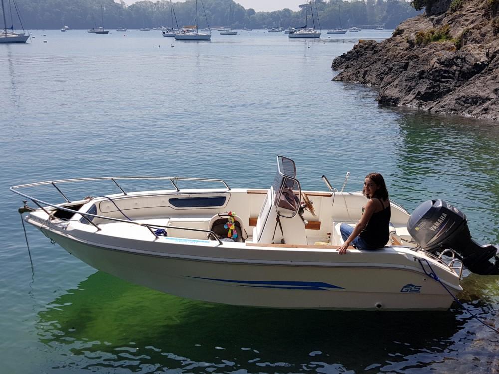 Boat rental Dinard cheap 515