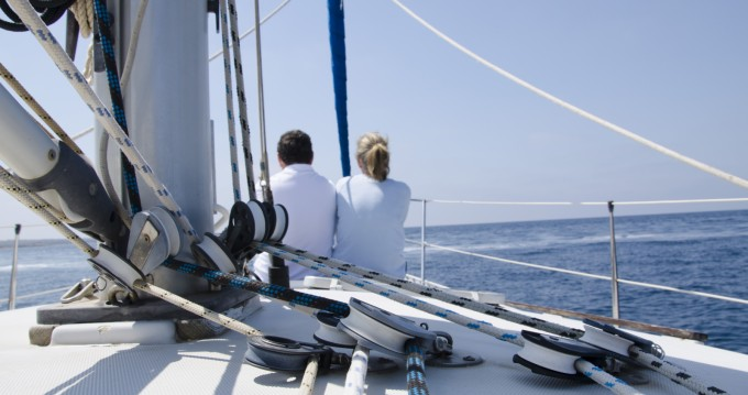 Hire Sailboat with or without skipper Puma Barcelona