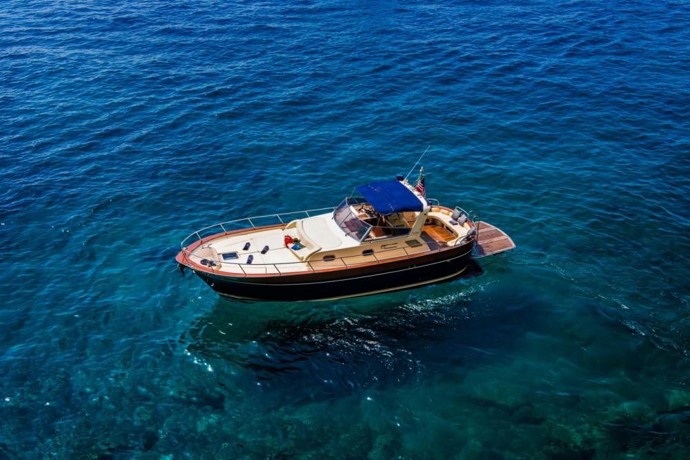 Jeranto 11 classic between personal and professional Positano