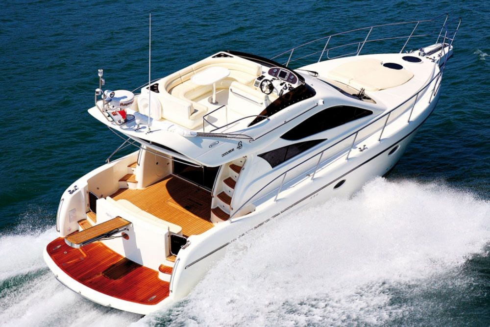 Boat rental Alicante cheap 43