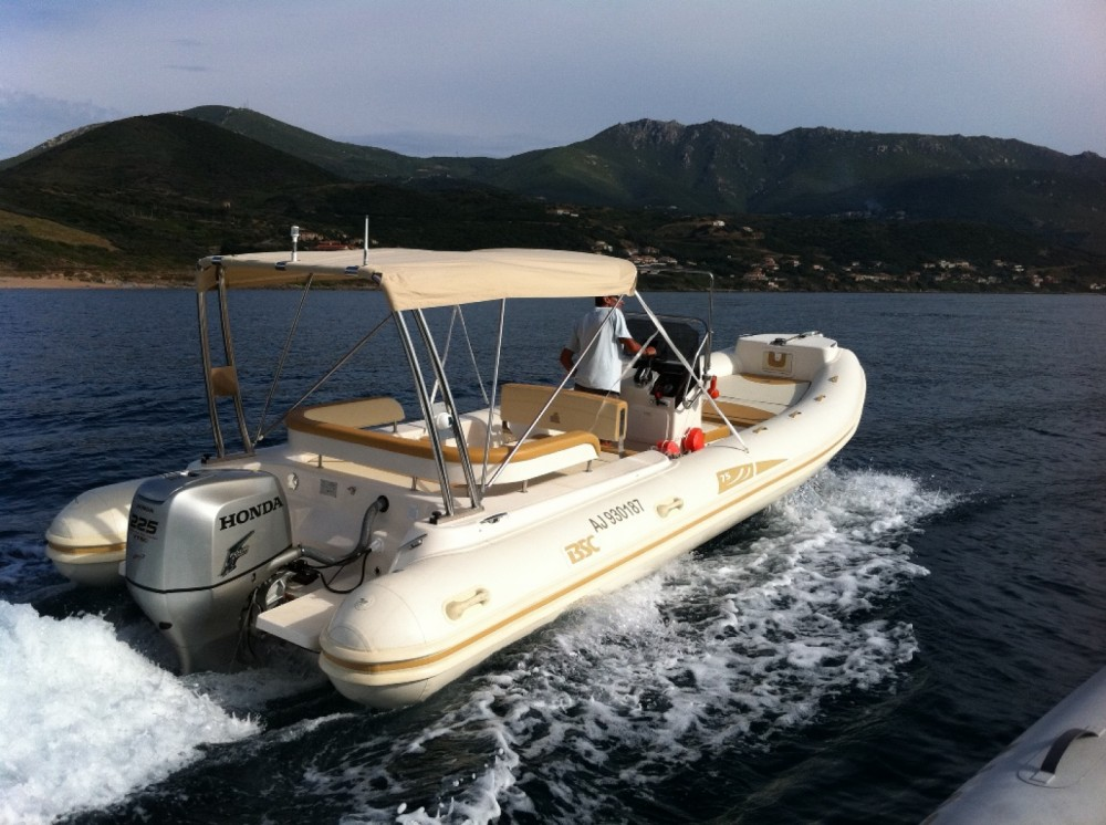Boat rental Bsc BSC 75 in Ajaccio on Samboat