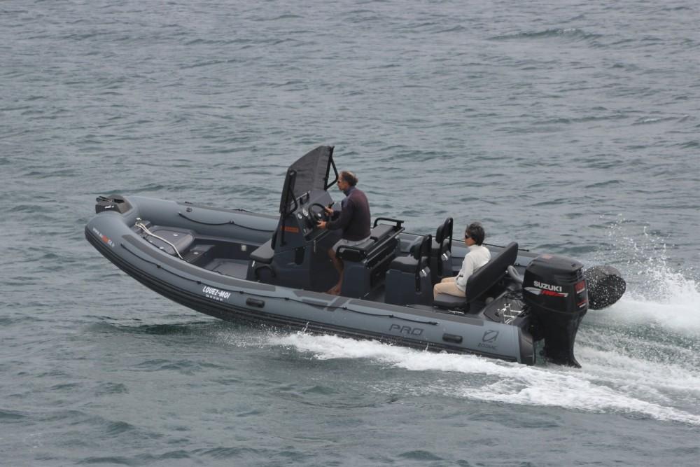 Rental yacht Lorient - Zodiac Pro 7 on SamBoat
