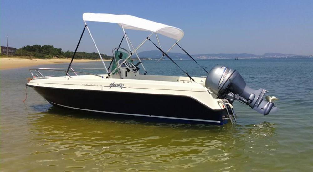 Boat rental Setúbal cheap Azura