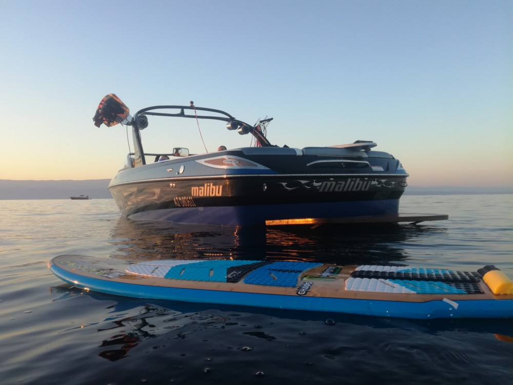 Malibu WAKESTTER 247 SLV between personal and professional Thonon-les-Bains