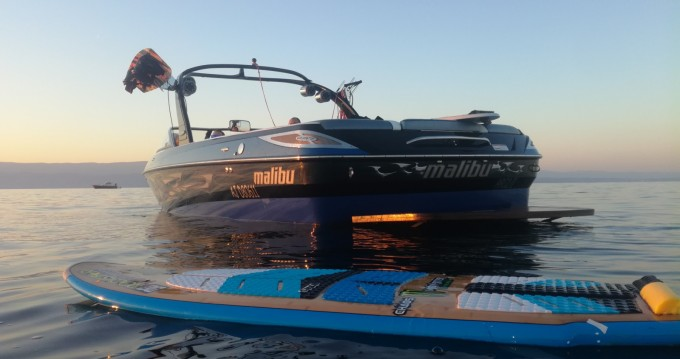 Hire Motorboat with or without skipper Malibu Thonon-les-Bains