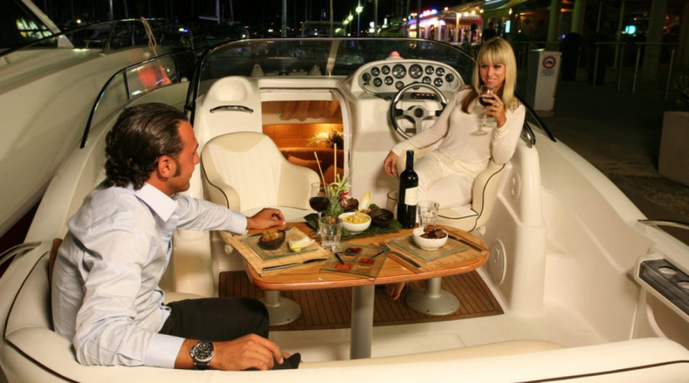 Hire Motor boat with or without skipper Rio Torrevieja