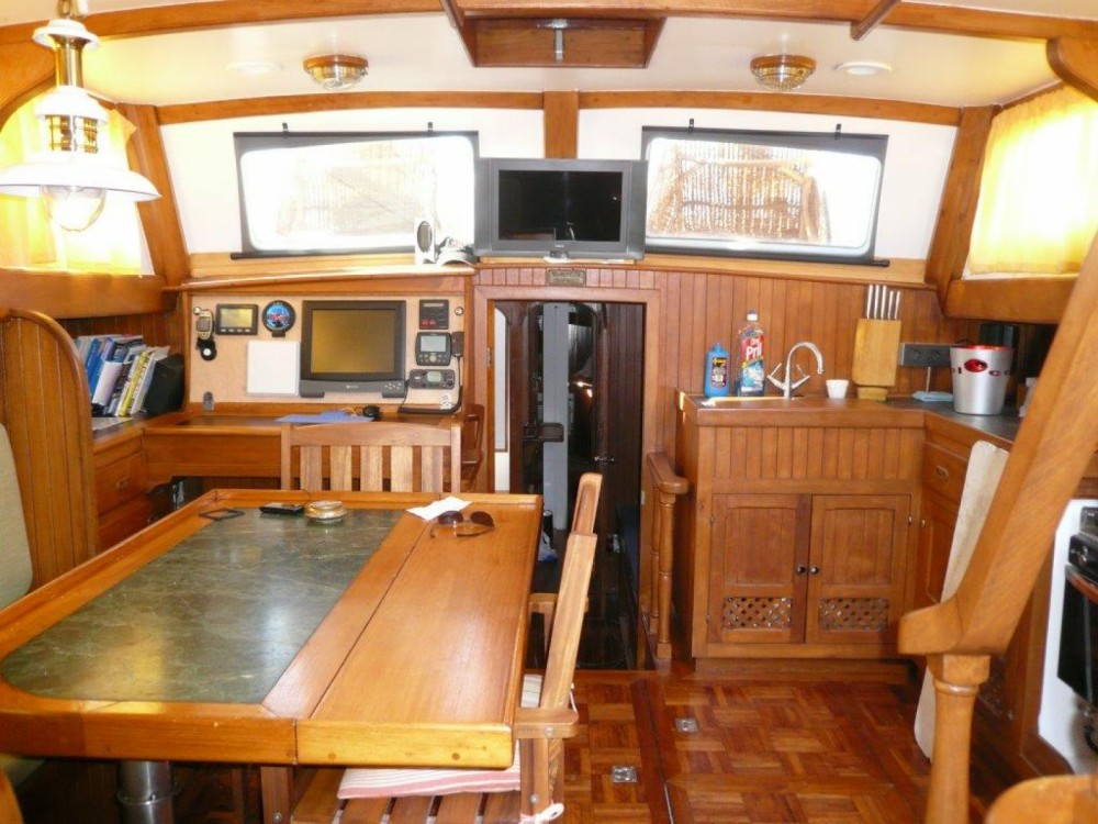 Hire Sailboat with or without skipper Formosa Torrevieja