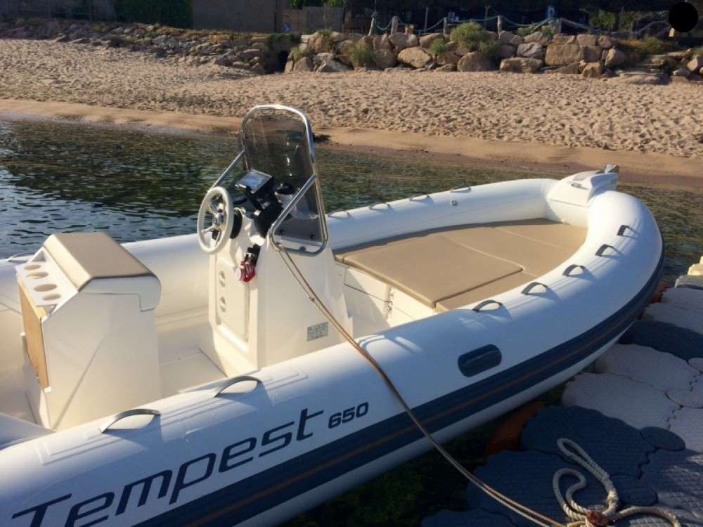 Capelli Tempest 650 between personal and professional