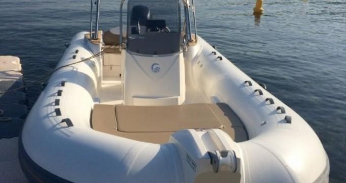 Boat rental Portigliolo cheap Tempest 650