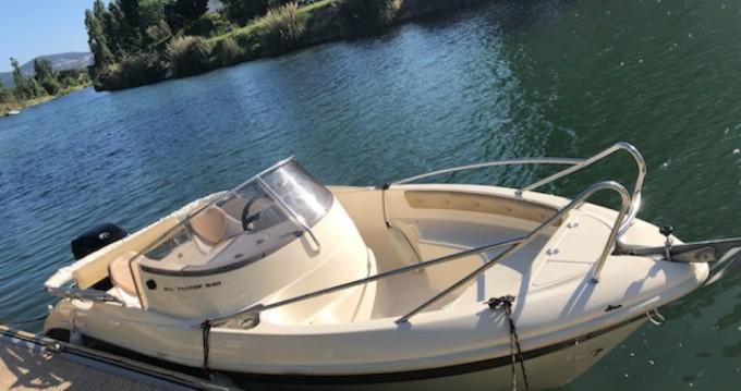 Boat rental Mandelieu-la-Napoule cheap 540
