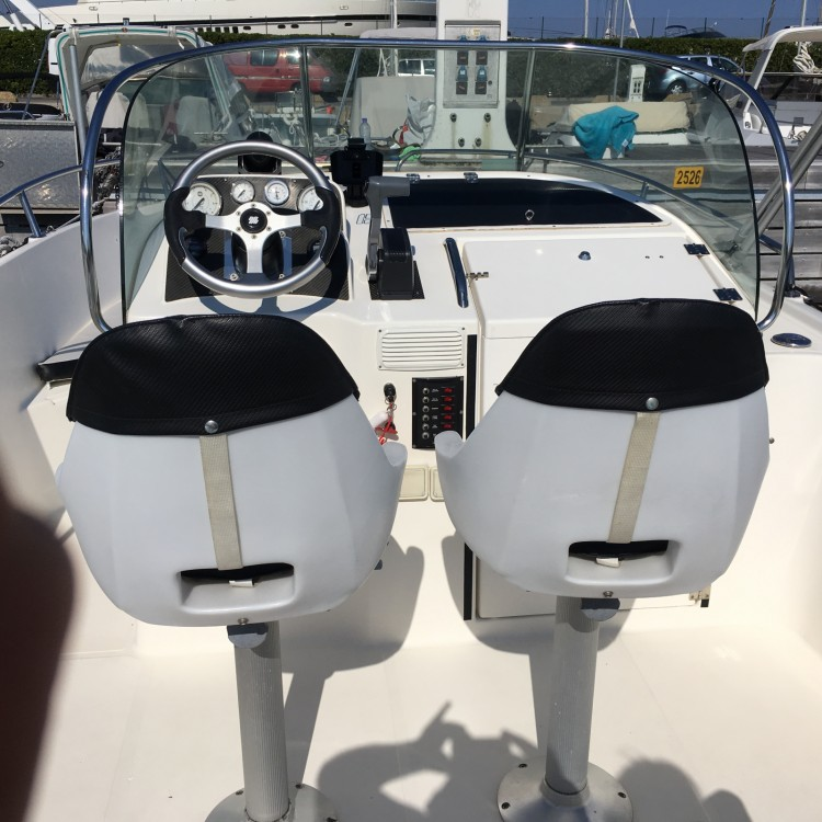 Hire Motor boat with or without skipper Ocqueteau Bord de Mer