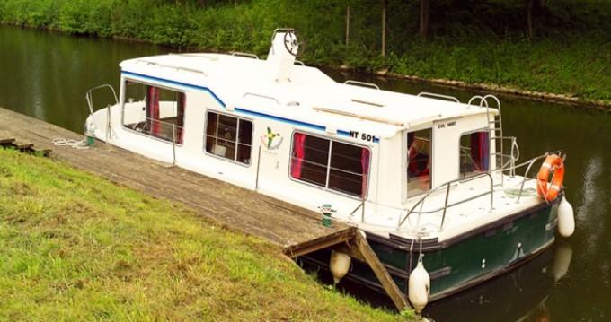 Boat rental Sablé-sur-Sarthe cheap Eau Claire 9.30