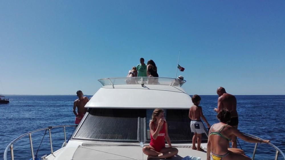 Rental Yacht in Trapani - Uniesse 44