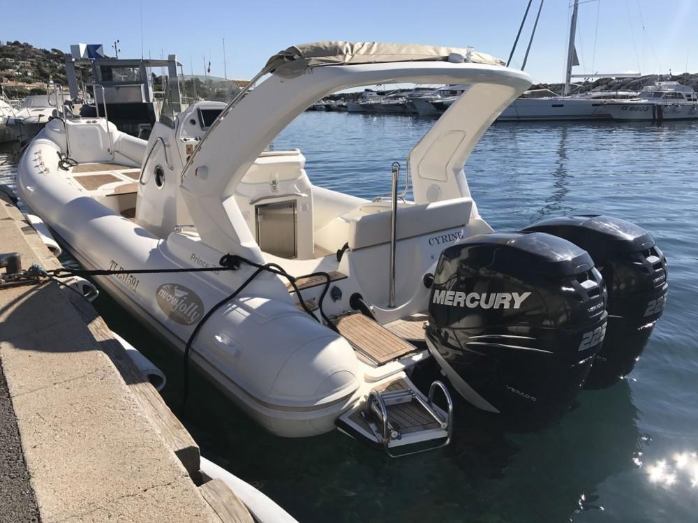 Rental RIB in Cannes - Nuova Jolly Prince 28 WA