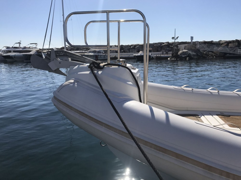 Boat rental Cannes cheap Prince 28 WA