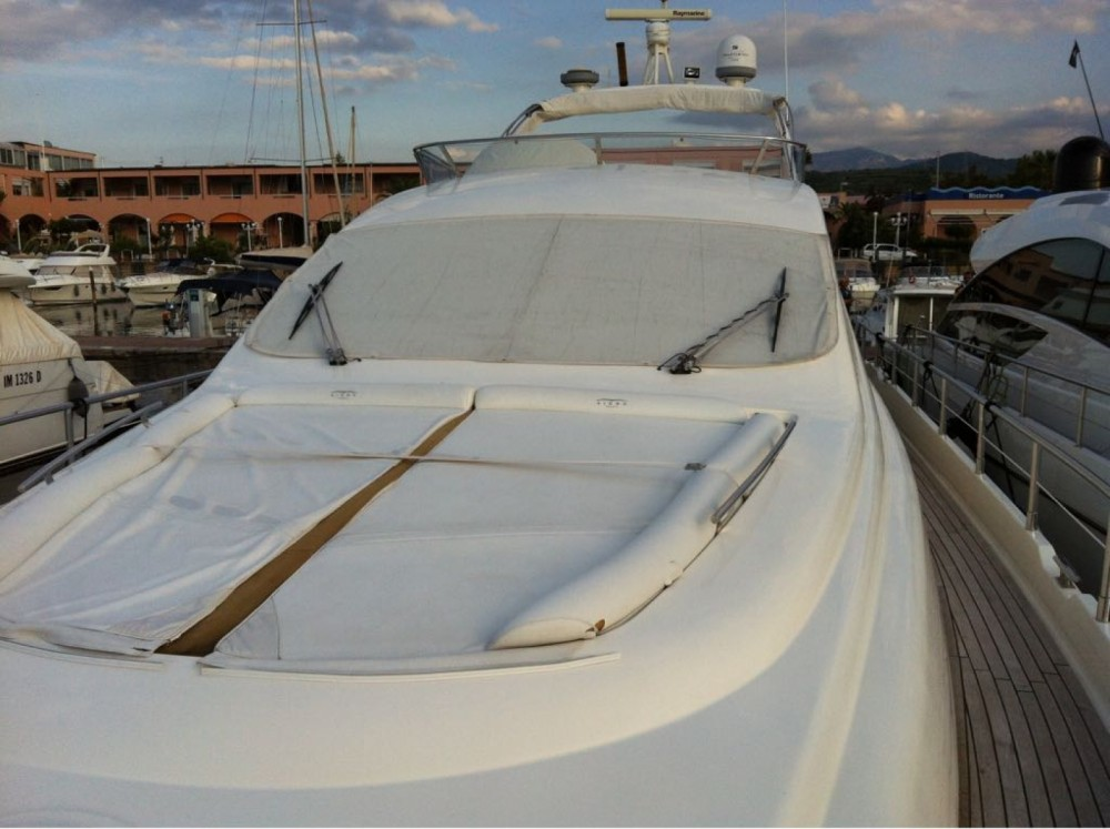 Yacht for rent Furnari at the best price