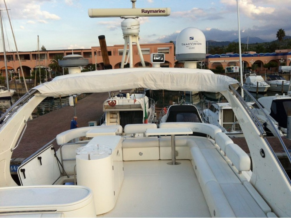 Hire Yacht with or without skipper Aicon Furnari