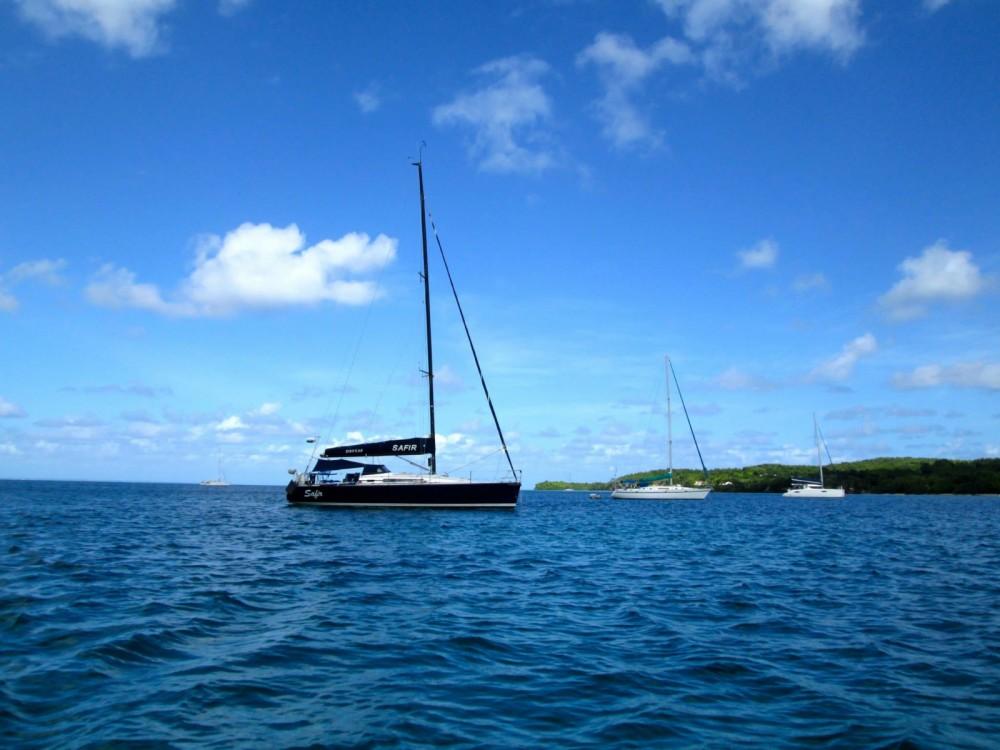 Rent a Farr 395 Martinique