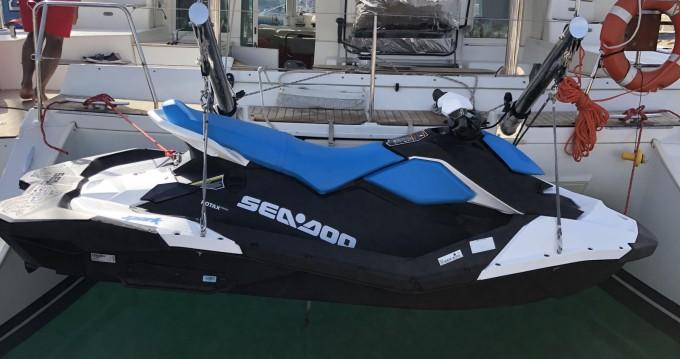 Boat rental Ta' Xbiex cheap Lagoon 440
