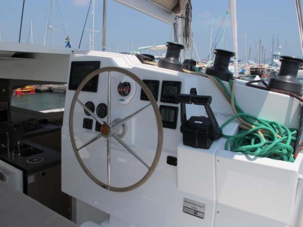 Rent a Fountaine Pajot Lucia 40 Phuket