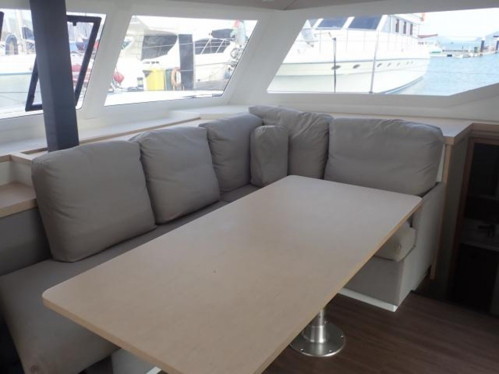 Rental Catamaran in Phuket - Fountaine Pajot Lucia 40