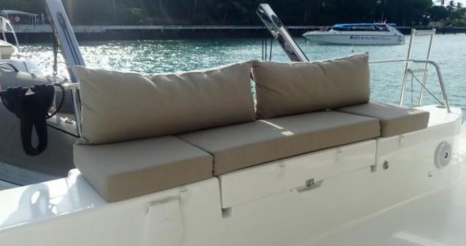 Rental yacht Phuket - Fountaine Pajot Lucia 40 on SamBoat