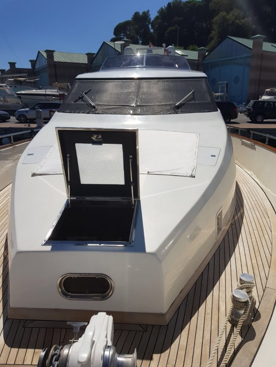 Boat rental Tecnomarine T 62 in Gaeta on Samboat